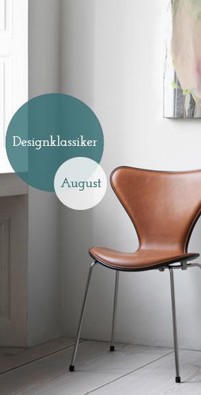 Designklassiker: die Serie 7 von Arne Jacobsen