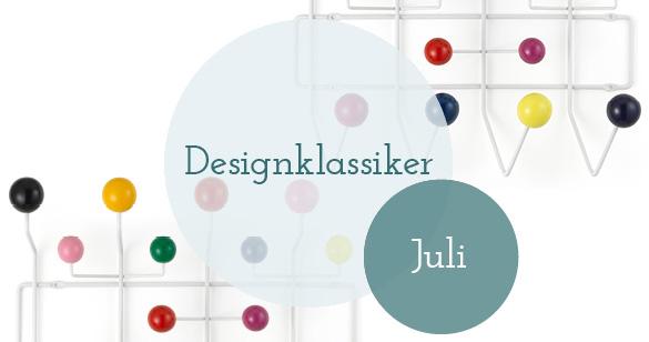 Designklassiker: die Hang it all-Garderobe von Charles & Ray Eames