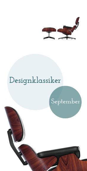 Designklassiker: der Lounge Chair von Charles & Ray Eames