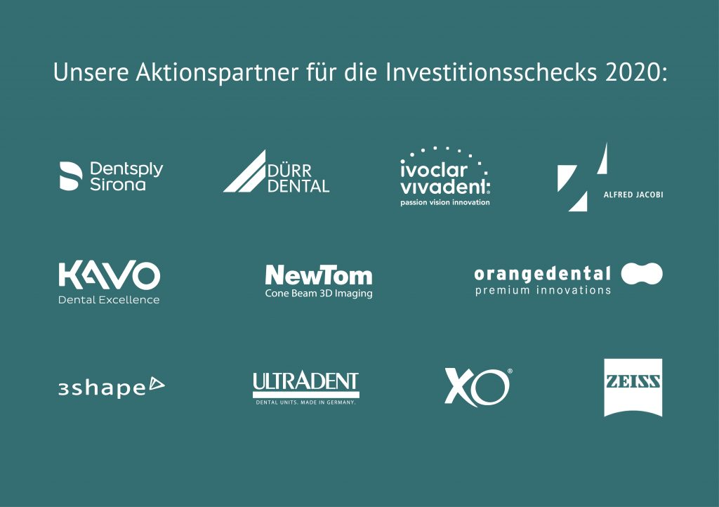 Aktionspartner Investitionsschecks 2020